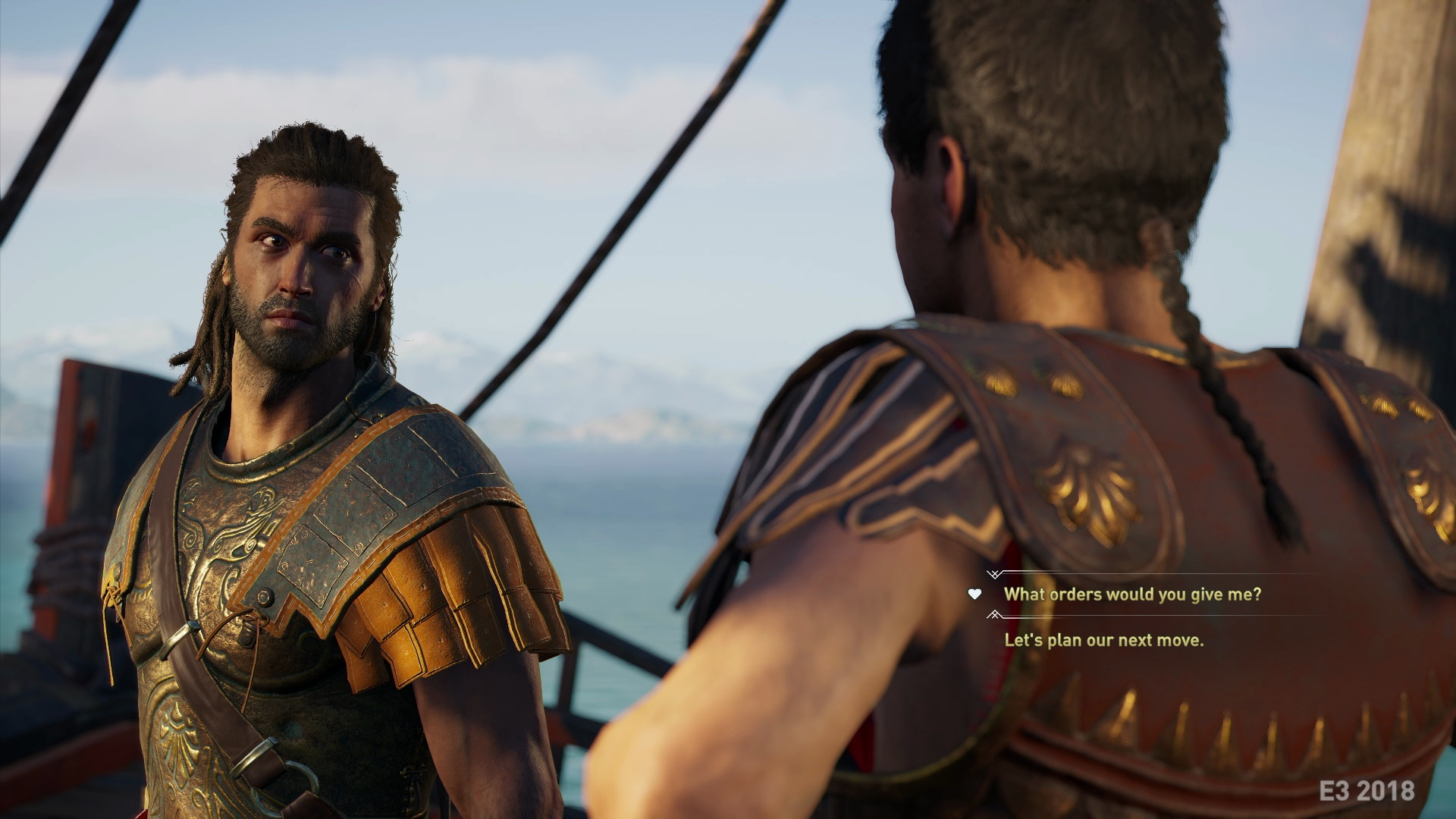 E3 2018: Ubisoft shows off Assassin's Creed Odyssey