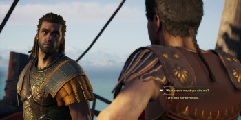 Asssassin's Creed: Odyssey won't let you romance Socrates, so what's the point?