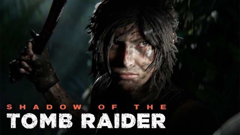 Lara Croft doesn't mind putting mud on her face in Shadow of the Tomb Raider.