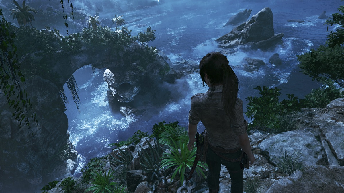 Shadow of the Tomb Raider E3 2018 Square Enix showcase video