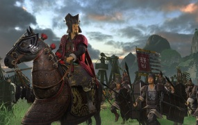 Warlord Cao Cao in Total War: Three Kingdoms.