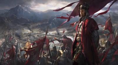 total war three kingdoms hands on i pursued lu bu and won in