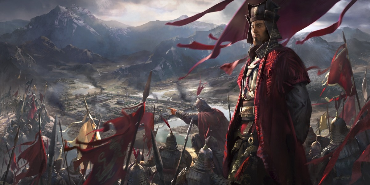 Cao Cao is one of the warlords in Total War: Three Kingdoms.