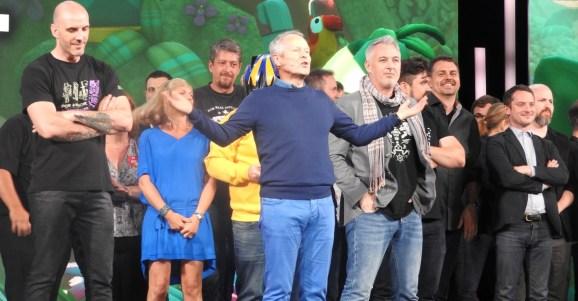 Ubisoft CEO Yves Guillemot at E3 2018.