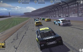 You can win a discount on a Nascar race ticket with Winfinite's deal with 704Games.