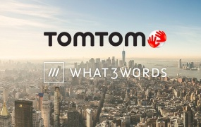 TomTom & What3Words