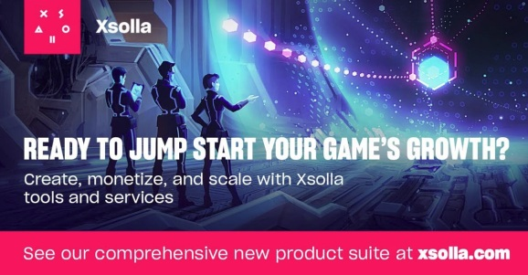 Xsolla is going big.