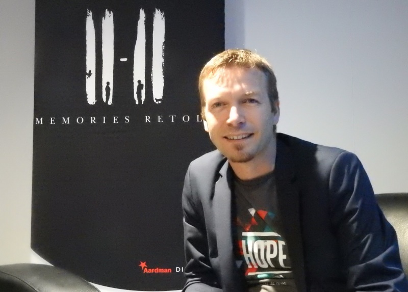 Yoan Fanise is co-founder of DigixArt and developer of 11-11 Memories Retold.