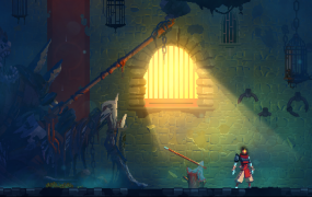 Dead Cells plays and looks incredible.