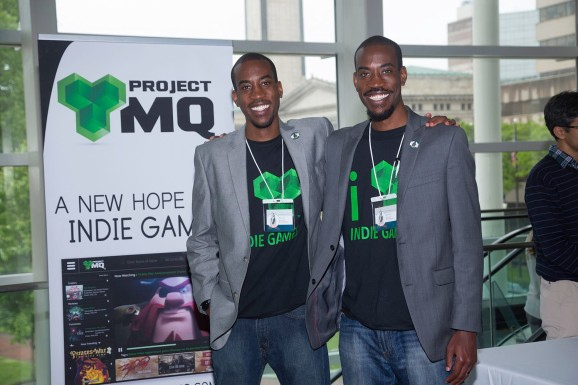 Brothers Marcus and Malcolm Howard are working on ProjectMQ, a site for developers to upload media content.
