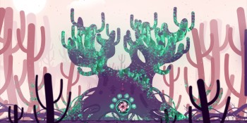 Semblance review — this wobbly platformer sticks the landing