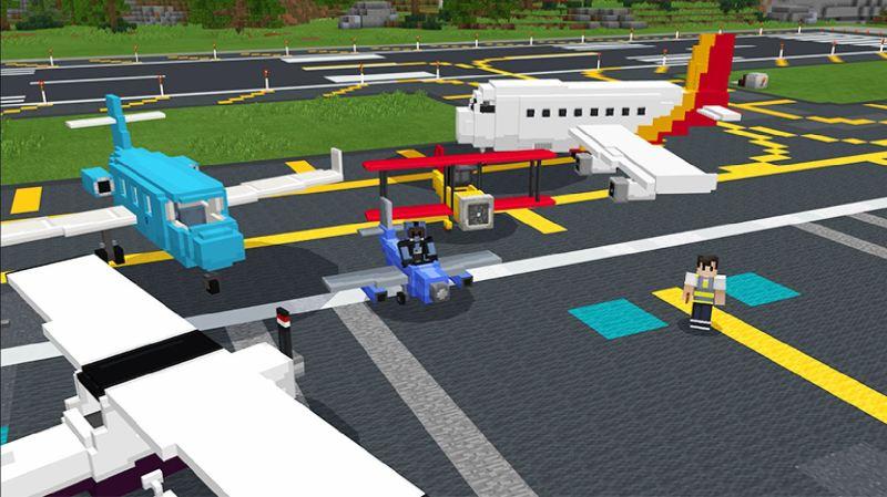 3.) Planes