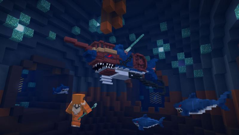 6.) Monsters of the Deep