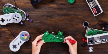 8Bitdo's DIY mod-kit adds Bluetooth to your original classic gamepads