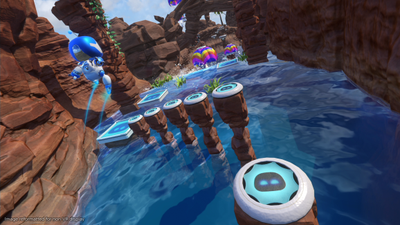Astro Bot demonstrates how precision 3D platforming can become considerably easier in VR, thanks to stereoscopic displays.