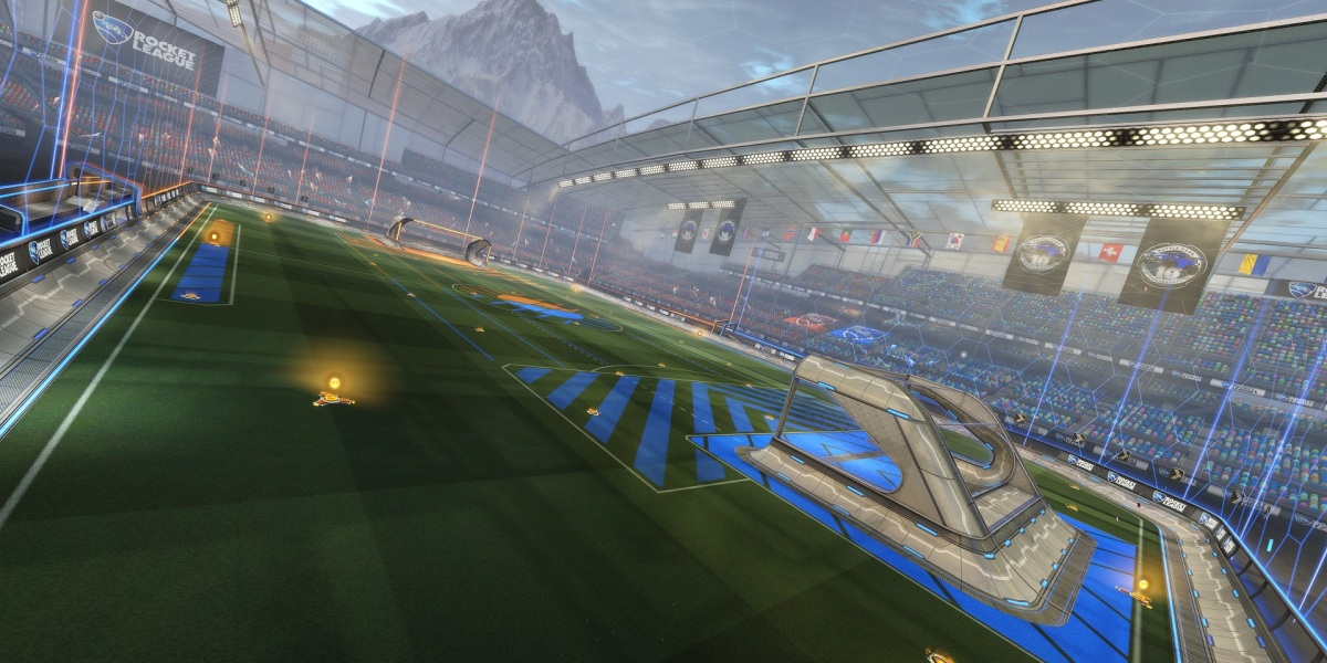 Psyonix is bringing back its Super Acrobatic Rocket-Powered Battle-Cars style of fields.