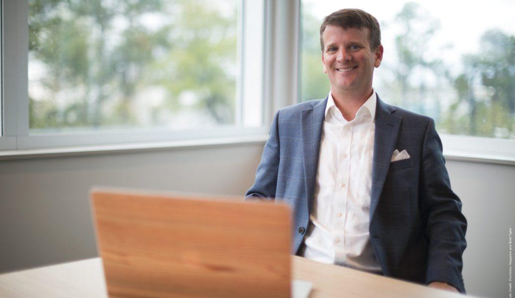 Citibot founder Bratton Riley
