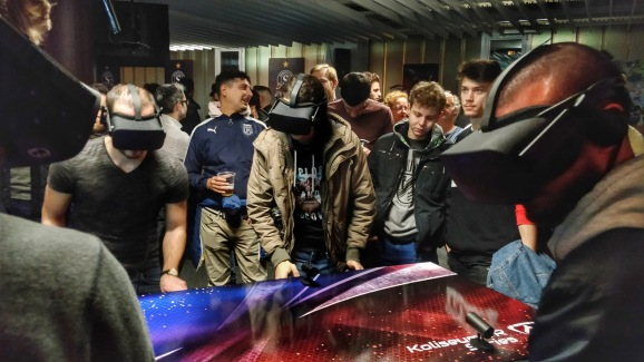Koliseum Soccer VR