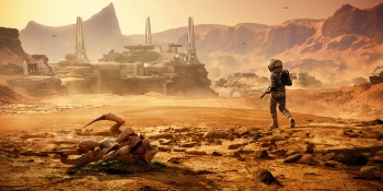 Far Cry 5: Lost on Mars ditches the wilds of Montana for the red planet