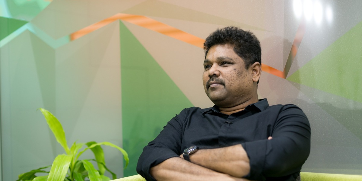 Freshworks CEO: Girish Mathrubootham