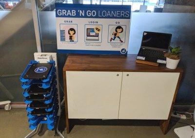 Google launches Chrome Enterprise Grab and Go, a Chromebook loaner