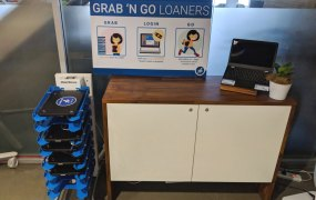 Google's own Grab and Go