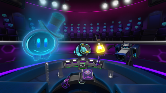 HoloLab champions teaches kids about chemistry in VR.