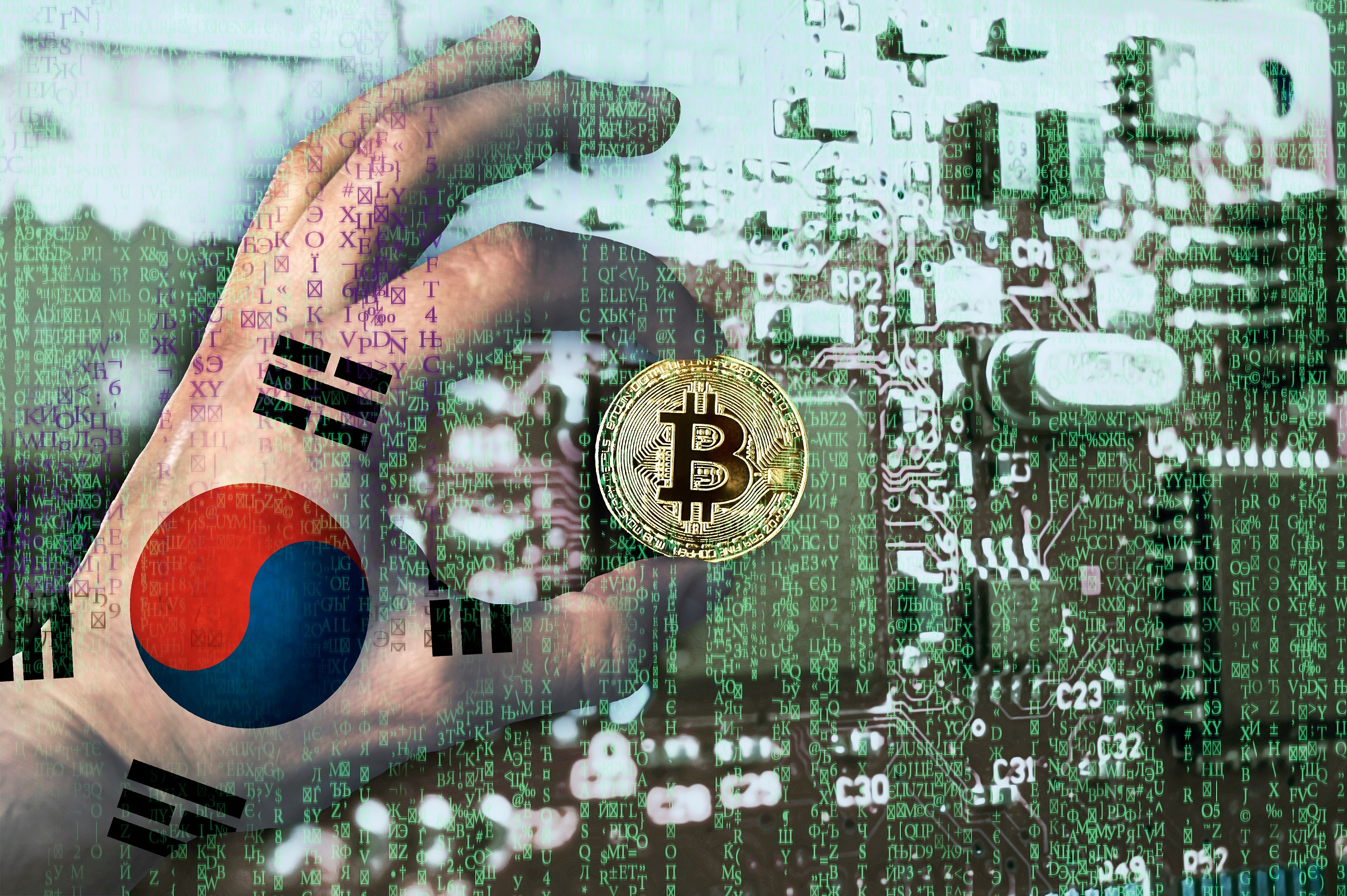 cryptocurrency fund in south korea