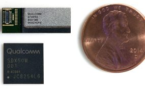Qualcomm's mmWave antenna and X50 modem enable pocket devices to achieve ultra-fast 5G speeds, achieving once-inconceivable miniaturization.