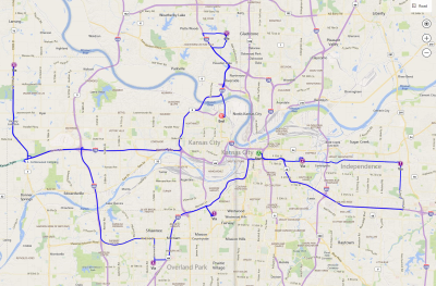 Bing Maps\' new routing API optimizes deliveries based on driving ...