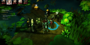 Sword Legacy: Omen shows us a darker take on Arthurian legend on August 13