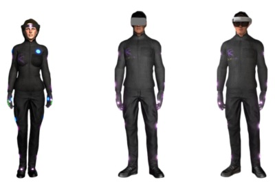 HoloSuit promises full-body VR tracking and haptics by