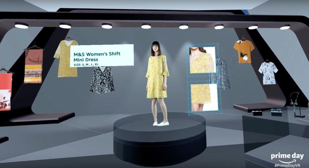 Watch amazon s vr kiosks transform the future of shopping - Home design shows on amazon prime ...