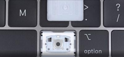 Apple won't repair 2016-2017 MacBook Pros with 'quieter