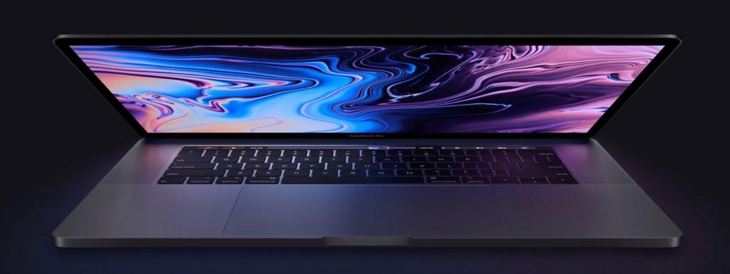 "Apple's latest 15"" MacBook Pro."