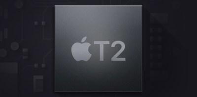 Image result for apple T2