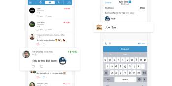 Uber / Uber Eats + Venmo