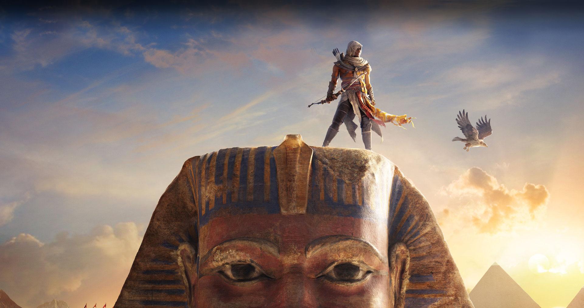 Assassins Creed Originns Character Concept Art
