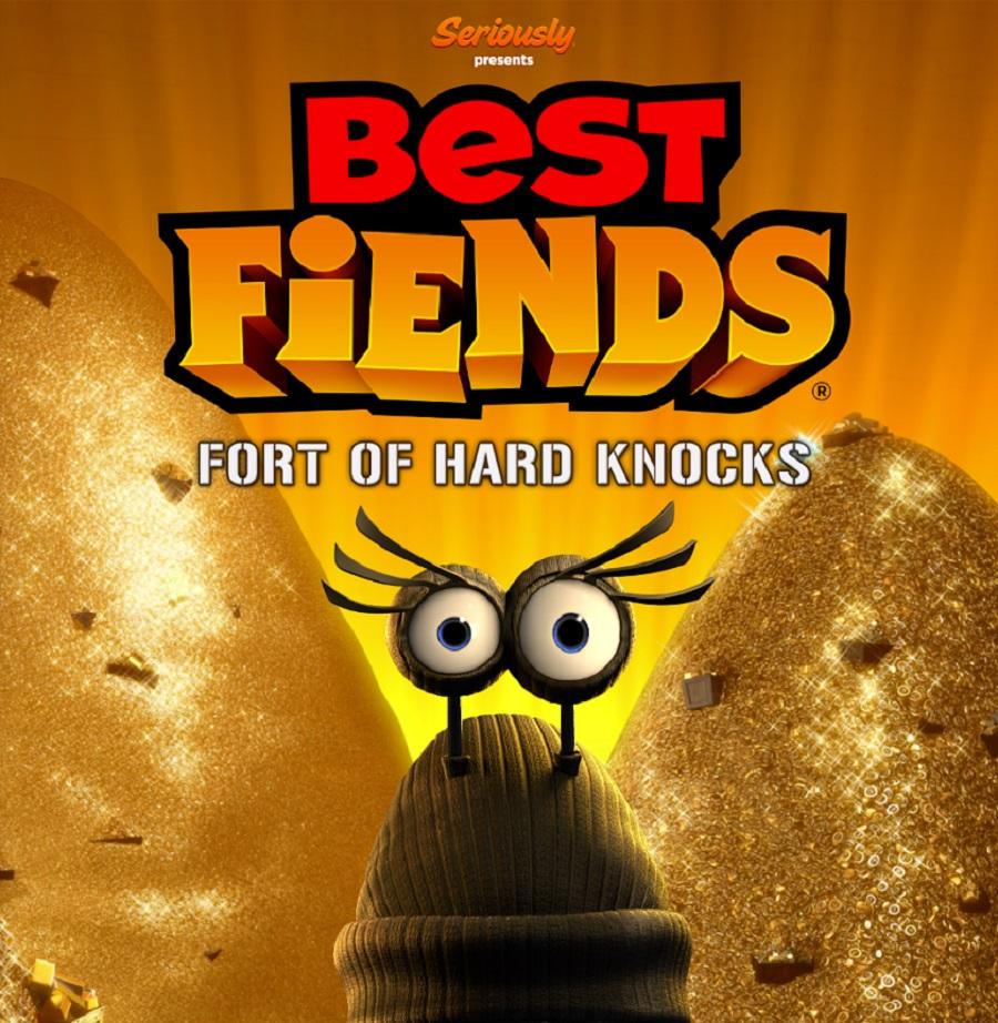 venturebeat.com - Dean Takahashi - Mark Hamill rejoins cast for mobile game Best Fiends' third animated short | GamesBeat