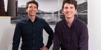These Swiss brothers went from selling waffles to blockchain finance
