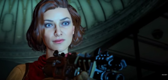 Call of Duty: Black Ops 4 Zombies will let you use modern guns on the Titanic.