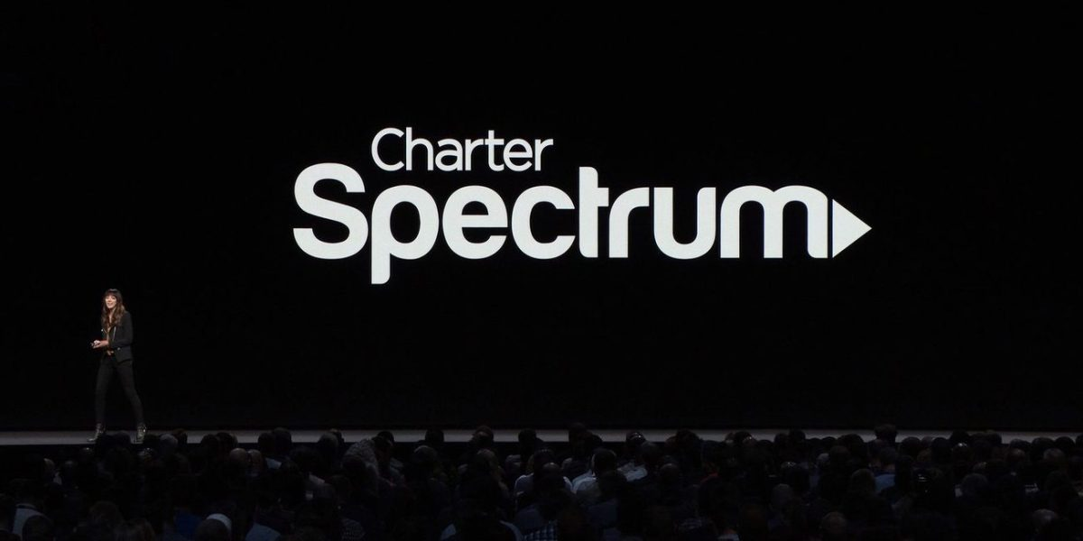 Charter now offers cable services under the Spectrum name.