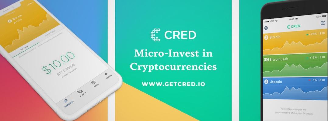 micro investing bitcoins