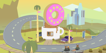 Donut County rolls onto PC, PlayStation 4, and iOS on August 28