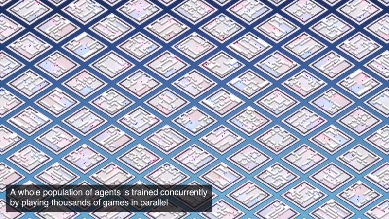 Google's DeepMind taught AI teamwork by playing Quake III