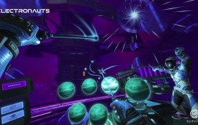 Electronauts is a music creation experience.