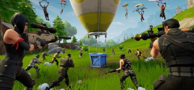 this fortnite thing is getting big - fortnite at last i am free