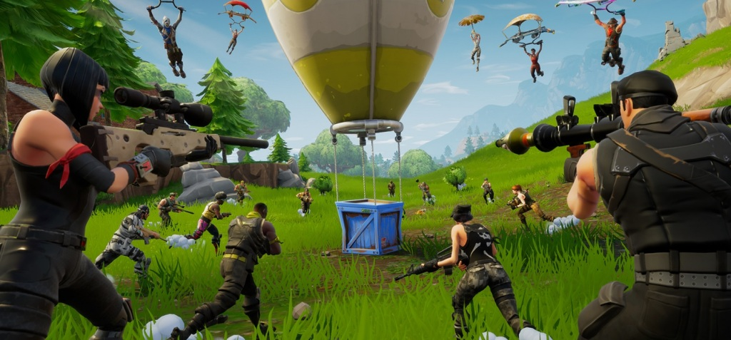 This Fortnite thing is getting big.