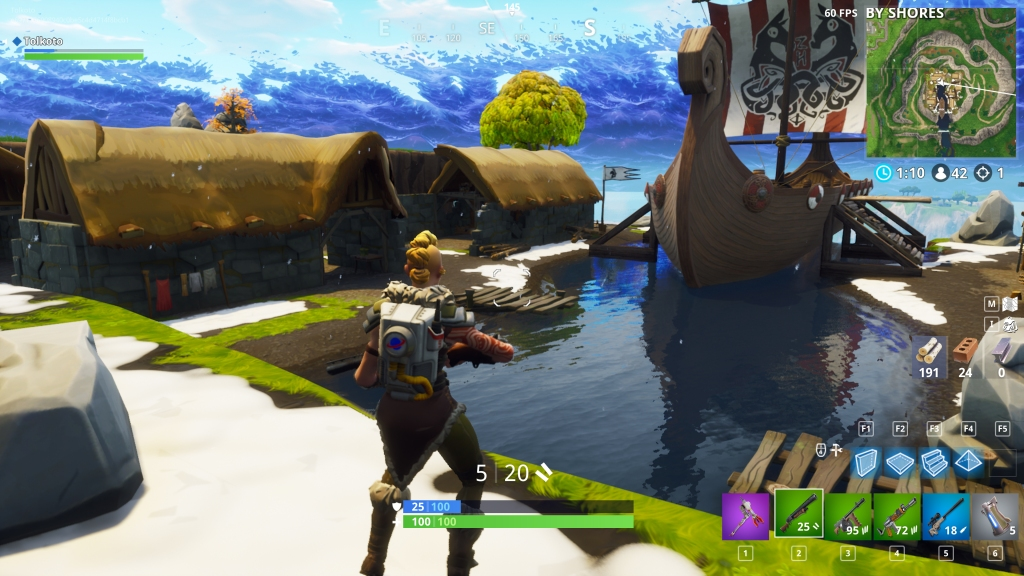 Fortnite Season 5 Proves Epic Games Mastery Of The Big Day