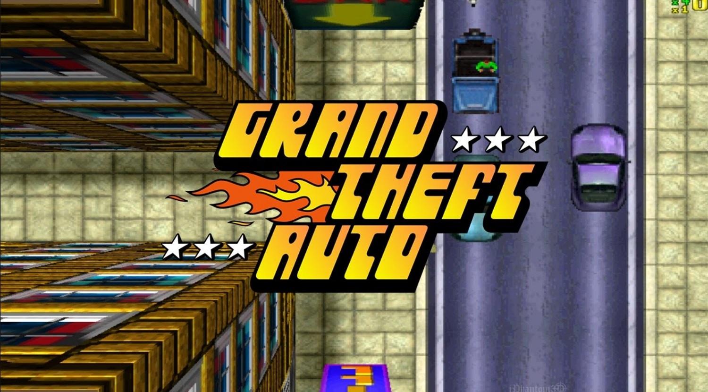 Grand Theft Auto.